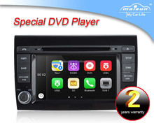 "Special Touch Screen 7"" In-dash Car Navigator for Fiat Bravo"