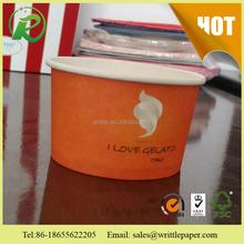 china wholesale Gelato paper ice cream cup