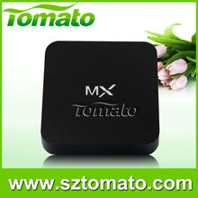 Facotry Supply ODM / OEM Amlogic A9-8726 MX corteza wifi 3g lan doble núcleo XBMC internet tv box android