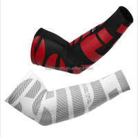 High quality Custom Designs Sports Compression Arm Sleeves