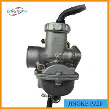 Hot sale China Dirt Bike Carburetor jingke PZ20 mm For Sale
