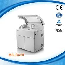 Auto Biochemical analyzer and Reagents-MSLBA20W Biochemistry analyzer