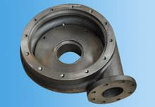 Resin sand casting Centrifugal Pump parts