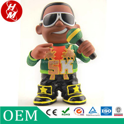 customized 3D carton vinyl toys from OEM manufacturer, make plastic pvc vinyl figurines for kids