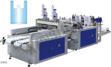 China new plastic shopping bag nylon making machine