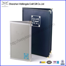 Factory Faux Leather Menu Book For Restaurant