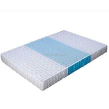 bamboo pillow top pocket spring mattress