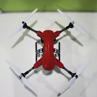 Simtoo Foldable Outdoor GPS Rc Quadcopter with HD Camera