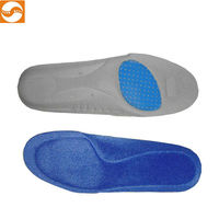 poliyou moisture wicking insole Blue Velvet insole