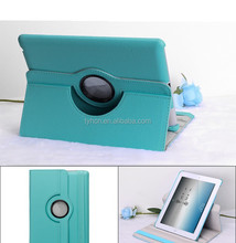 360 degree Leather rotation case for ipad 2 for new ipad 3, case for ipad 4