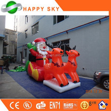 2015 Christmas business advertising products, specialty advertising prod, inflatable billboard