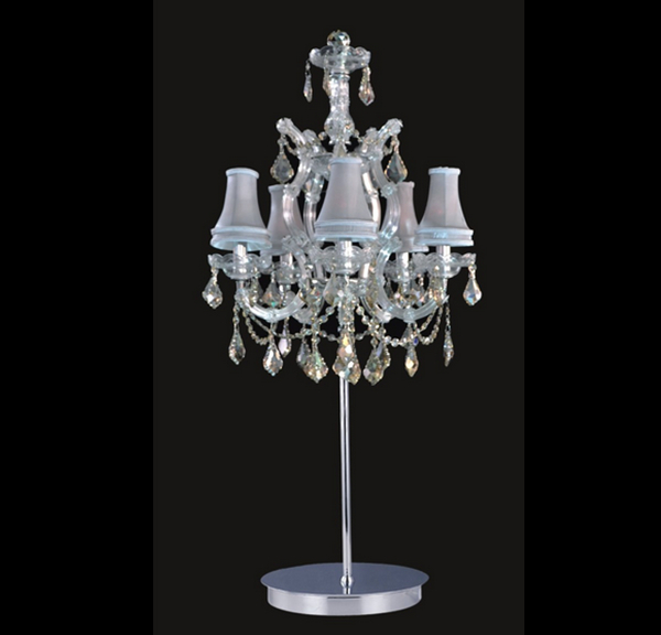 chandelier table lamp crystal table lamp crystal chandelier table lamp. Black Bedroom Furniture Sets. Home Design Ideas