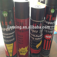 Textile Spraying Glue for Embroidery Adhesive