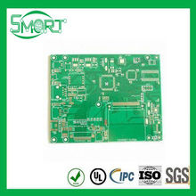 Smart Bes ! HOT!! dip pcb assembly Electronic Circuit Test Board Blank PCB, Made of FR-4 Material, with UL/RoHS Marks