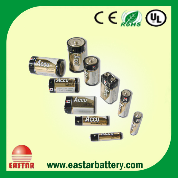 Carbon Zinc R20 battery UM1 battery Size D battery