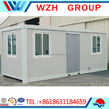 40ft Flat Packed Container House