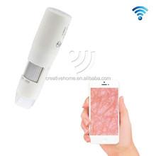 200X Handheld Wireless WIFI Digital Adjustable Microscope for Smart Phones
