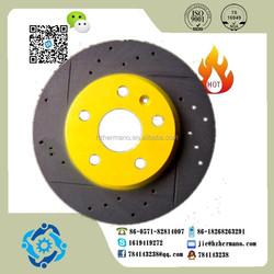 Auto parts rear brake disc Rotors for mazda GA3Y26251