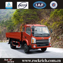 Hot sale cheap diesel 4t light truck for sale