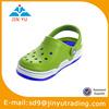 2014 eva print eva clogs shoes
