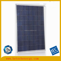 OEM available china hetech 200W pvt hybrid solar panel