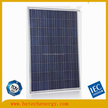 OEM available china hetech 200W pvt hybrid solar panel