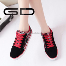 new arrival hot sale beautiful canvas sneakers