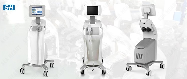 Mais recente tecnologia hifu liposonix forma do corpo que slimming a máquina