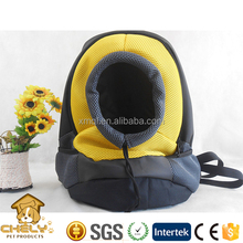 Portable pet backpack,bags for pets ,dog carrier with cute hole design