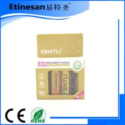 Charge Limited Voltage 4.20V dry battery manufacturer