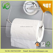 wholesale customized toilet paper roll in china