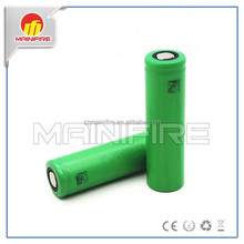 promotion battery US18650V3 18650 2250mah 10A discharge/18650 li ion battery for flashlight