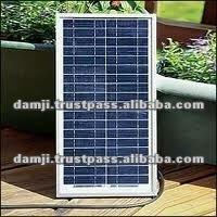 Solar panel and solar light solar pumping system in Nepal