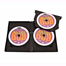 Wholesale DVD media blank CD R 100pack Jewel case CD colored