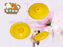 Environmental protection plastic pet frisbee