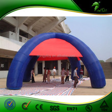 Hot sale outdoor pvc inflatable event tent car garage tent inflatable