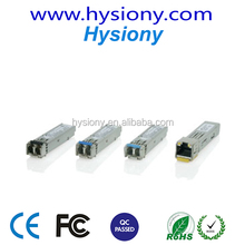 Hot sale Allied Telesis SFP fiber optic ethernet Transceiver modules 20km 1Gigabit EPON AT-SPBD20EPON-13/I