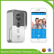 smart home unlock function remote control by Video Door bell