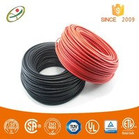 Solar panel connection cable with TUV certification