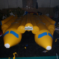 2015 hot commercial water inflatable boat used
