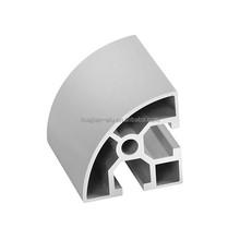 Extruded aluminium EFR40x40 for equipment Framework