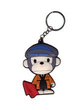 2015 Cute Monkey Model Custom Made Keychains for Men