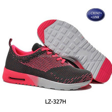 2015 New arrival Running shoes manufacturers Air sneakers men/women running shoes flyknit shoes