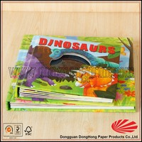 Latest Digital Printing Children Book Pop Up Book Design DH1029#