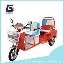 2015 hot sale electric tricycle with passenger seat; China Electric Tricycle