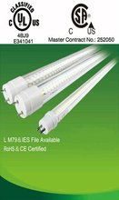 cULus CSA 5ft t8 led hanging tube light isolated driver