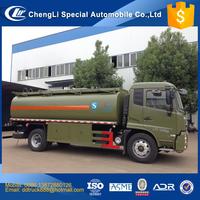 military refuel tanker truck oil tanker truck