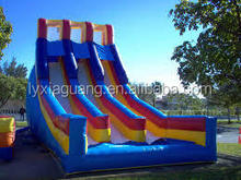 best qualiy inflatable slip and slide/ inflatable pool slide for kids and adults