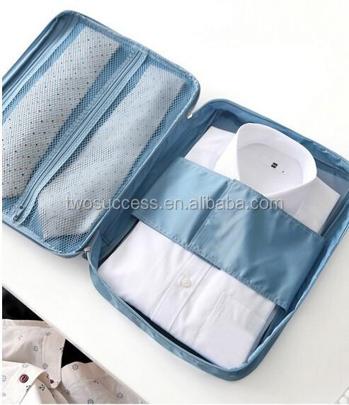 Multifunctional Waterproof Travel Shirt Tie Pouch