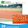 New type top sale running safety track rubber runway plastic runway